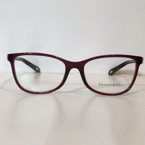 944a258b63 New Tiffany   Co. 2151 8003 Crystal Burgundy plast